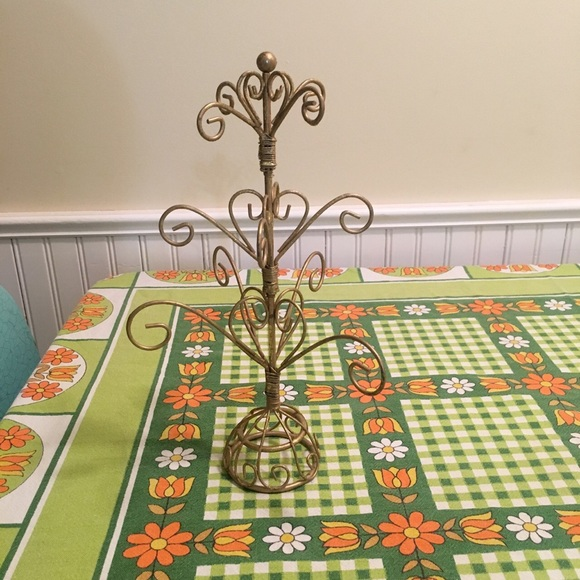 Other - Vintage Necklace Tree Stand